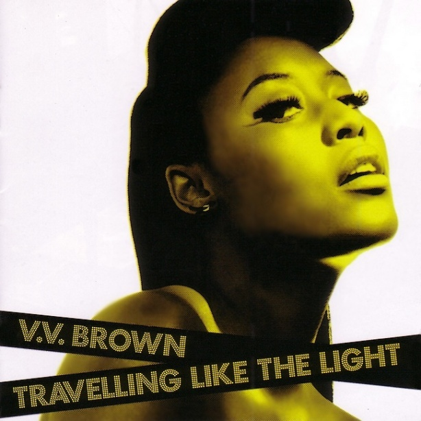 V V Brown-Travelling Like The Light [Front]